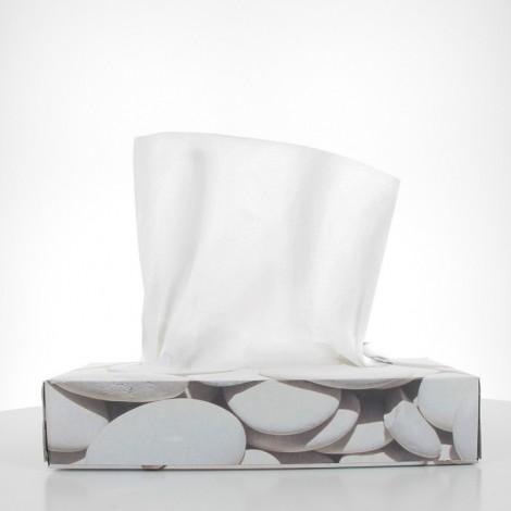 Mouchoirs blancs - 100 unités