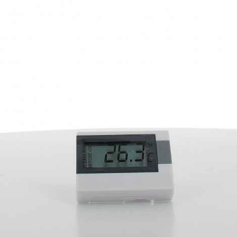 Digital atmosphere thermometer
