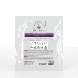 Anti-age serum face mask