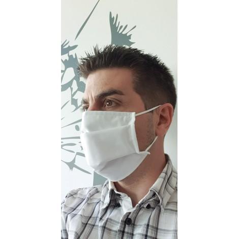 Masque de protection en tissu OEKO TEX Lavable de catégorie 1