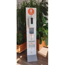 Distributeur automatique gel hydroalcoolique