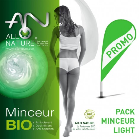 PACK CABINE MINCEUR BIO - LIGHT