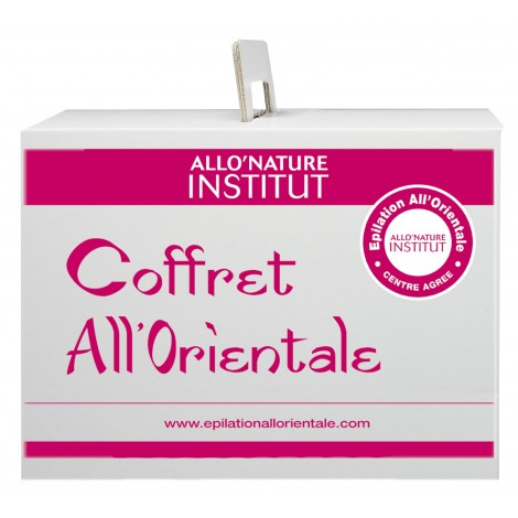 Coffret All'Orientale