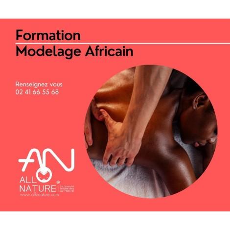 Formation modelage africain