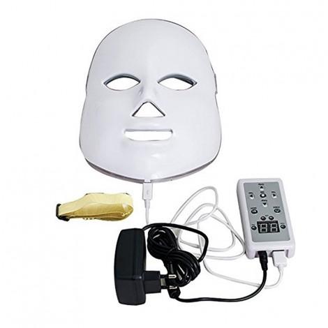 Masque luminotherapie 3 couleurs